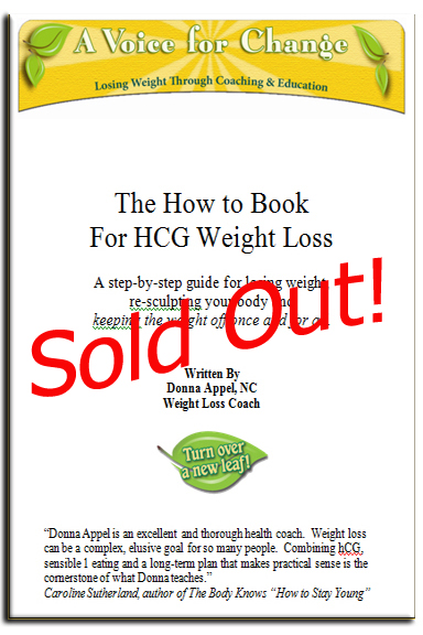 hGC Weight Loss Book