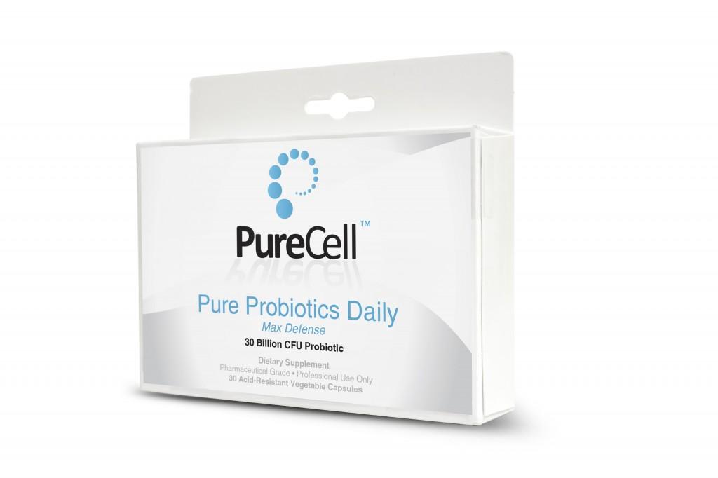 Pure Probiotics Daily Max Defense 30Billion