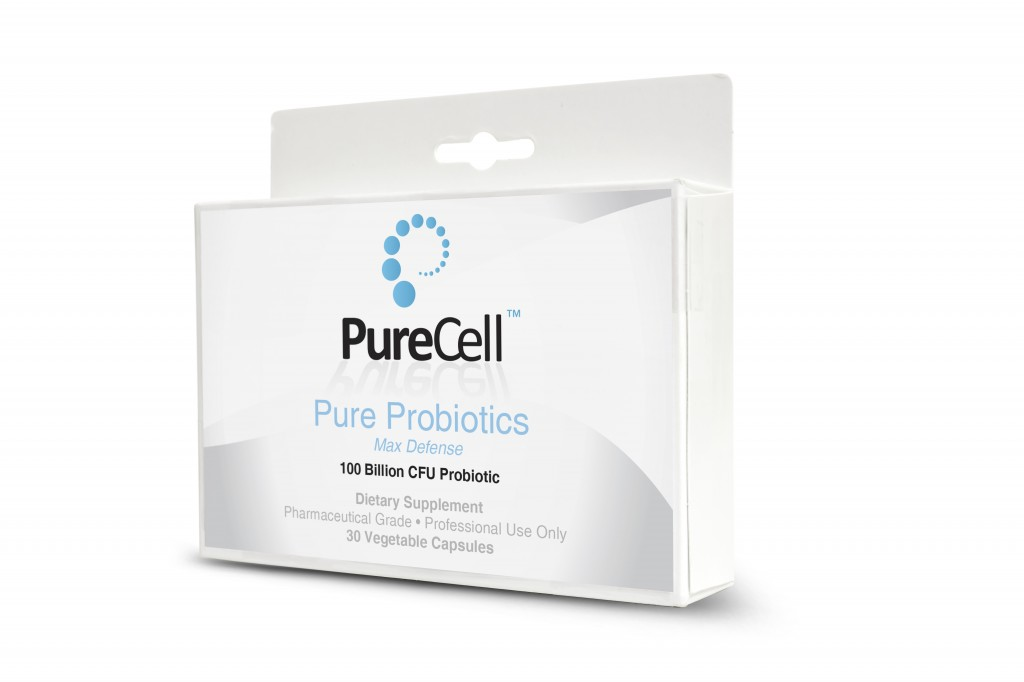Pure Probiotics Max Defense 100Billion