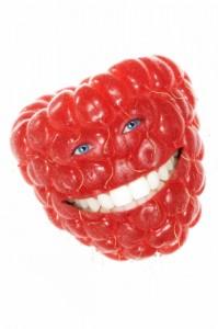 Funny Raspberry