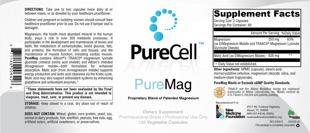PureMag Label